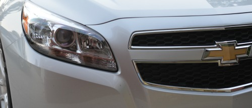 chevy malibu eco headlights