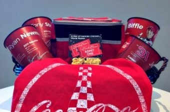 Win a $50 Amex, movie passes & more from Coca-Cola and NASCAR