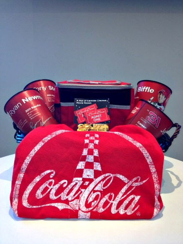 nascar,coca cola,giveaways,nascar cups
