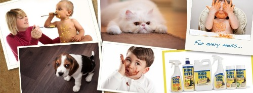Pet Stain and Odor Spray