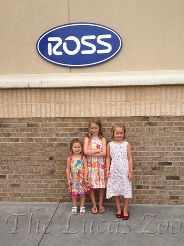Ross Dress for Less for back to school savings!