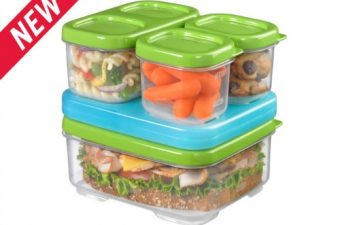 Rubbermaid LunchBlox Sandwich Kits