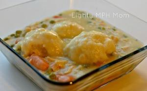 chicken and dumplings, biscuit dumplings
