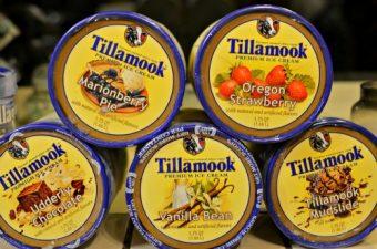 tillamook ice cream,marionberry,