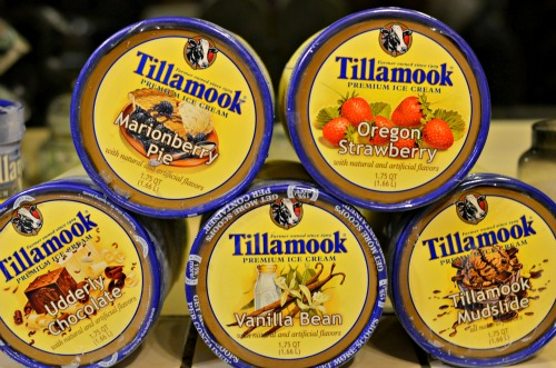 tillamook ice cream,marionberry,