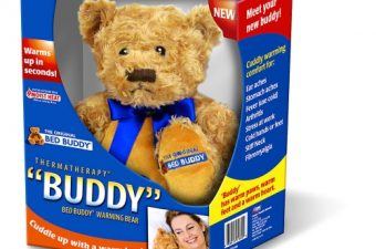 Carex Bed Buddy Bear Review