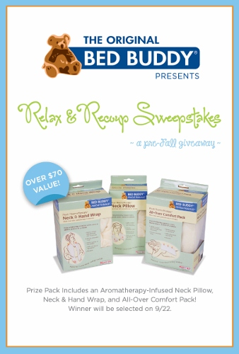 how to use bed buddy body wrap