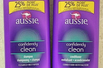 Aussie Shampoo and Conditioner Review