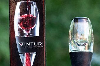 Vinturi Essential Wine Aerator Review and Giveaway