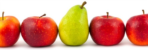 fruit,apples,pears,red apples