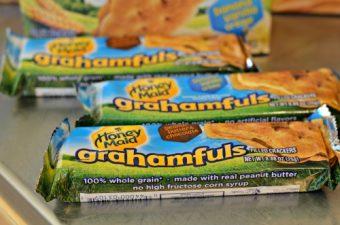 Honey Maid® Grahamfuls Review