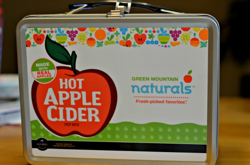 Green Mountain Hot Apple Cider K-Cups