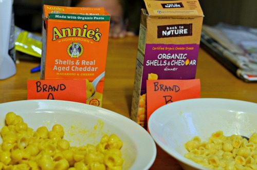 annie's mac and cheese, back to nature mac and cheese