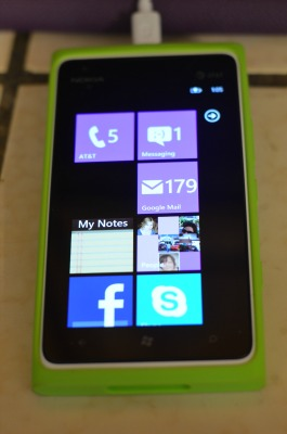 nokia lumia 900, windows phone