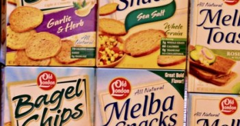 old london,melba snacks, melba toast
