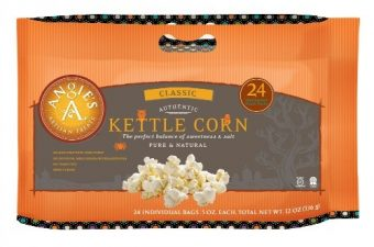 angie's kettle corn halloween snack packs,popcorn