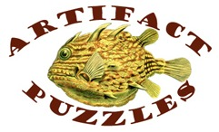 artifact puzzles, wooden puzzles, made in the usa,