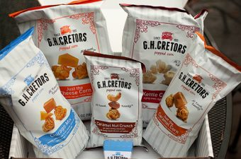 G.H. Cretors Popped Corn Review & Giveaway