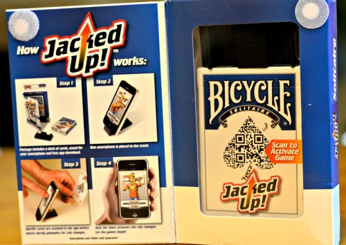 Bicycle cards, Jacked Up Card Game