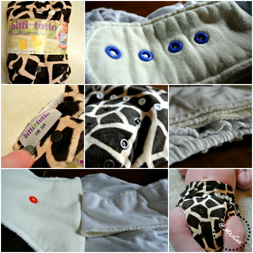 bitti tutto, bitti tutto cloth diapers, cloth diapers