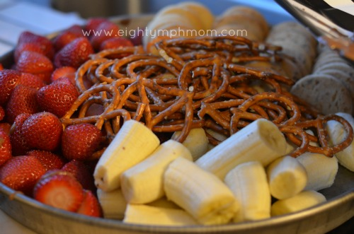 Food Ideas For Fondue Party
