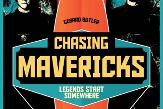 $25 Visa Gift Card and Chasing Mavericks Prize Pack giveaway