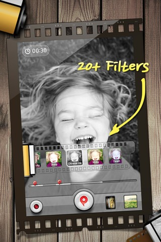 PinCam video app