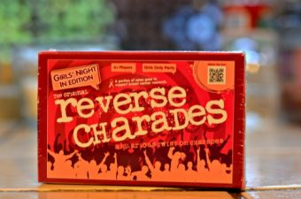 reverse charades girls night out expansion pack