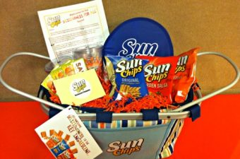 SunChips Prize Pack Giveaway #SunChipsForALL