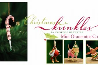 Krinkles Online Holiday Ornaments Review