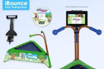 JumpSport iBounce Trampoline