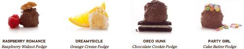 dreamsicle truffle, epiphany chocolates