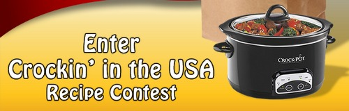 crockin in the usa,crock-pot contest