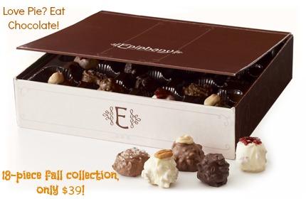 Love Pie? Eat Chocolate