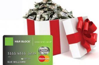 H & R Block Emerald Advance #HRBlockLoan