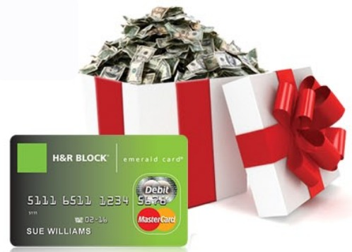 H & R Block Emerald Advance