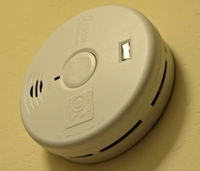 kidde smoke alarm