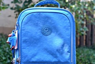 Kipling Yubin 55 rolling suitcase