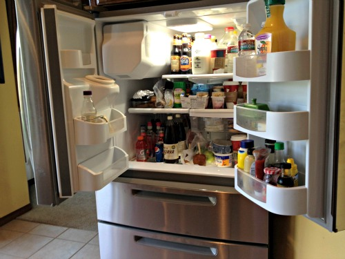 maytag stainless french door refrigerator