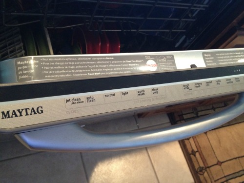 maytag dishwasher review