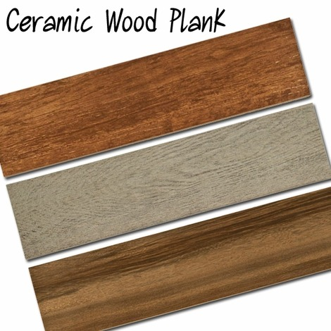 ceramic wood planks