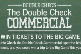 $50 American Express Gift Card Giveaway – State Farm Double Check the Commercial Challenge