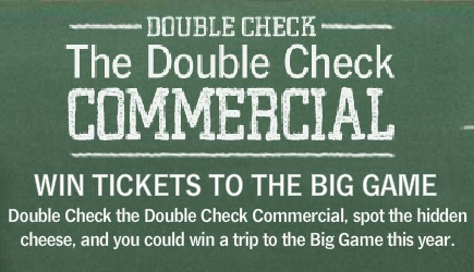 state farm double check commercial sweepstakes