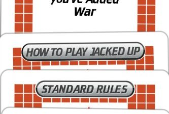 Bicycle Cards Jacked Up War