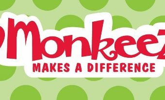 Make a Difference This New Year with Monkeez and Friends