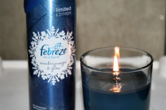 Febreeze Air Effects and Candle