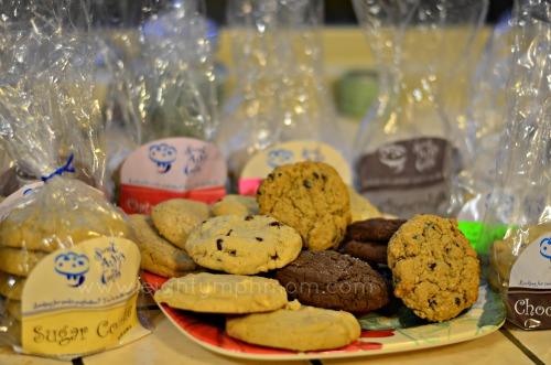 sweet andy's cookies
