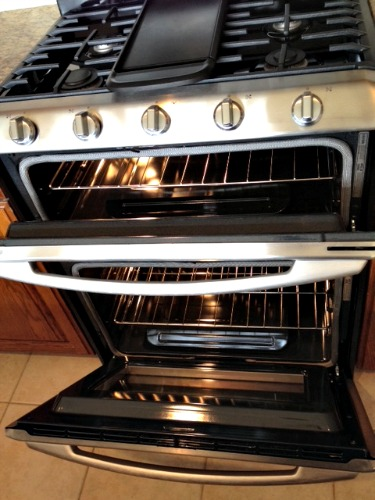 maytag gemini double oven
