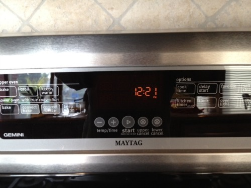 maytag gemini user panel