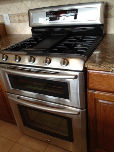 maytag gemini double oven - Double Oven Gas Range